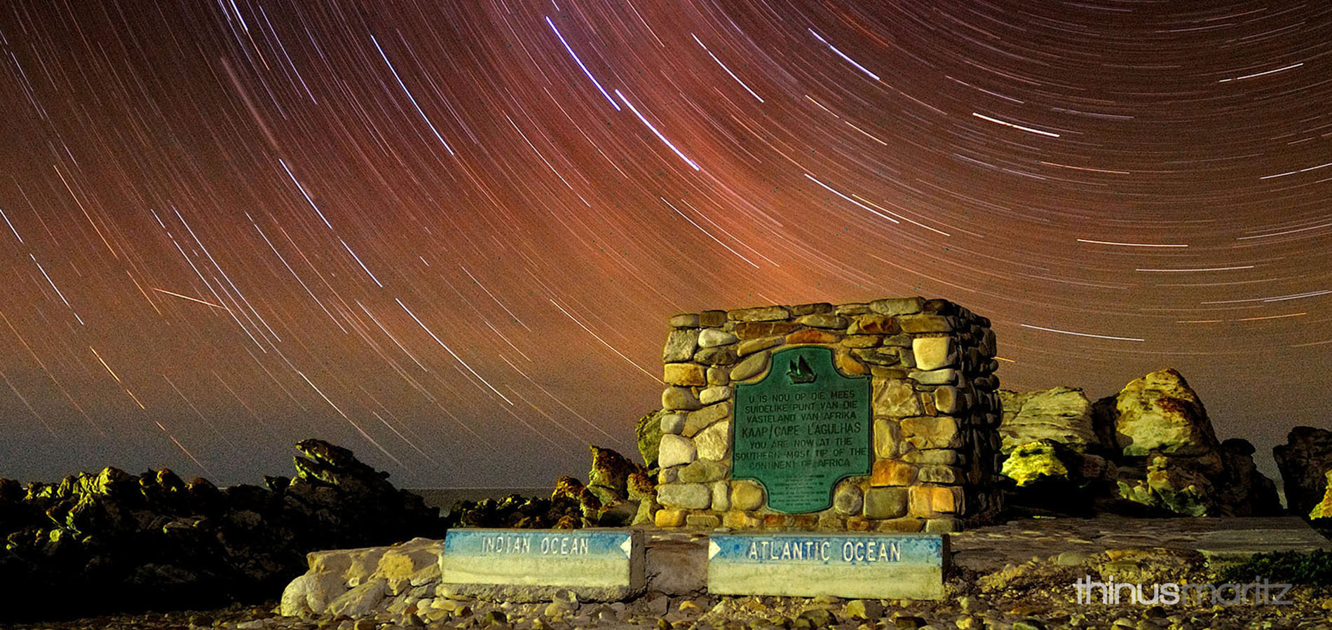 nightscape-cape-agulhas-startrails-southernmost-tip